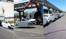 Ford de Camaçari destrói 900 unidades inacabadas de Ka e Ecosport