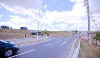 Ramo do Trevo da Cascalheira, em Camaçari é liberado para tráfego de veículos