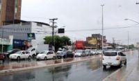 Previsão é de chuva para os próximos dias em Camaçari