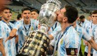 Argentina quebra tabu de 28 anos, vence o Brasil no Maracanã e conquista a Copa América