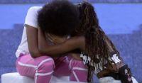 João chora ao denunciar fala racista de Rodolffo ao vivo no BBB