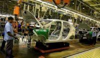 Indústria baiana cai em fevereiro nos comparativos mensal e anual