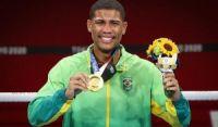 'Espero que boxe tenha mais investimento', diz campeão olímpico Hebert Conceição